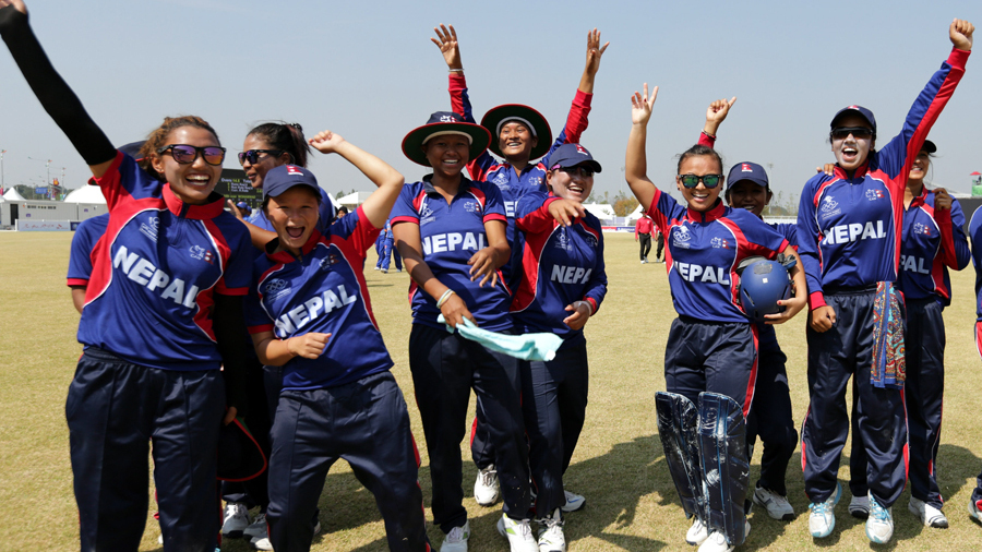 Nepal Womens Cricket Team