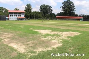 Tu Cricket Ground Pitch for WaiWai EPL