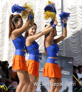 Vishal Warriors Cheerleaders