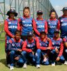 Lowest total in the history of Nepalese Women's Cricket