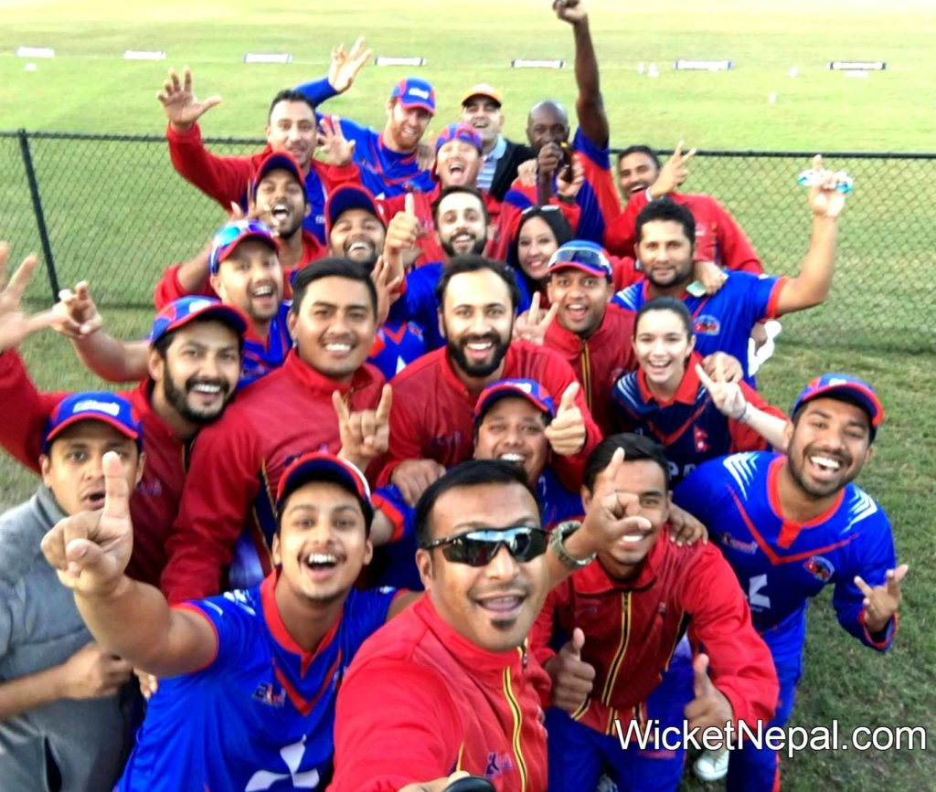 nepali rhinos cricket club