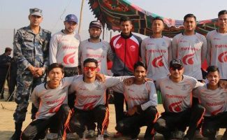 Team Armed Police Force ( APF ) , 7th National Games