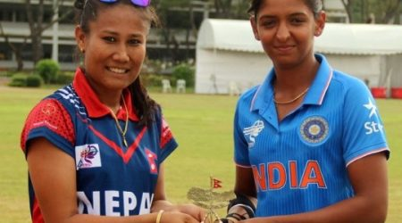 nepal vs india women's cricket