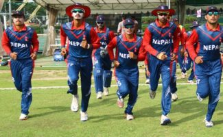 Nepal U19 Cricket Team Nepal U19 Cricket Team
