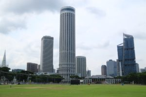 Singapore Cricket Club , Padang