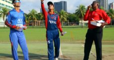 Toss time Nepal U19 vs Afghanistan U19
