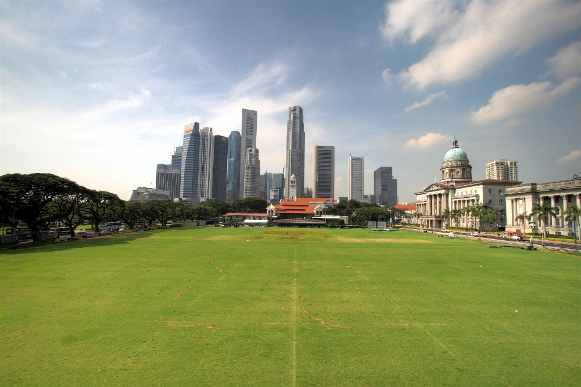 Singapore Cricket Club, Padang