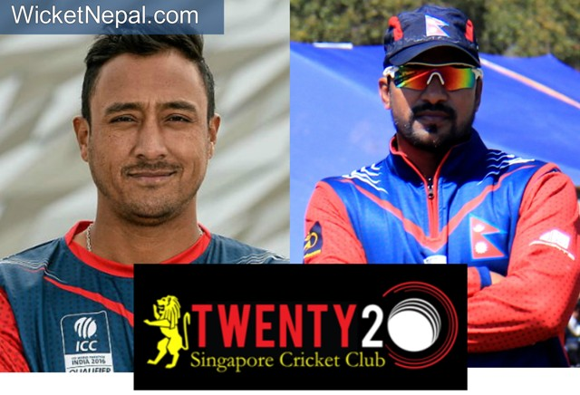 Paras Khadka and Mahboob Alam