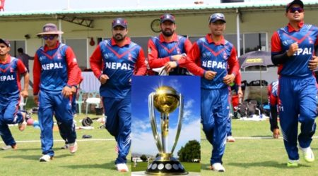 Nepal Cricket Team in World Cup