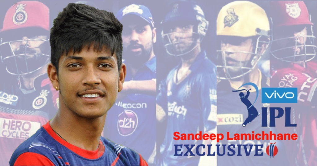 Sandeep Lamichhane on IPL 2018 Auction