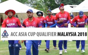 Nepal Asia Cup Qualifier