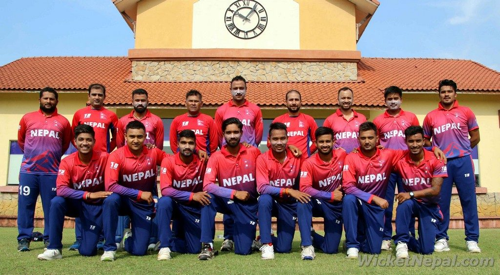 Nepal Cricket Team