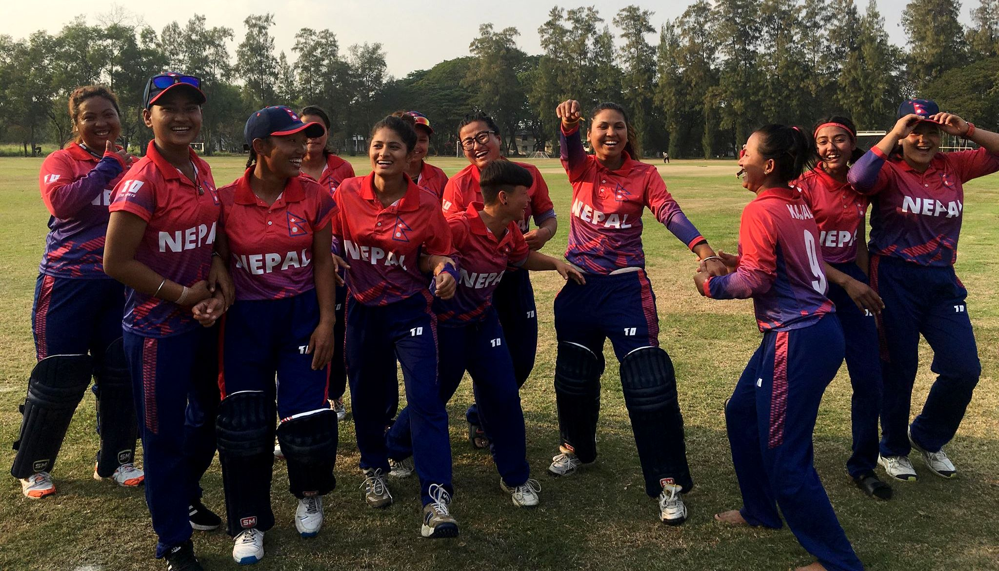 Nepal Women's Cricket Team